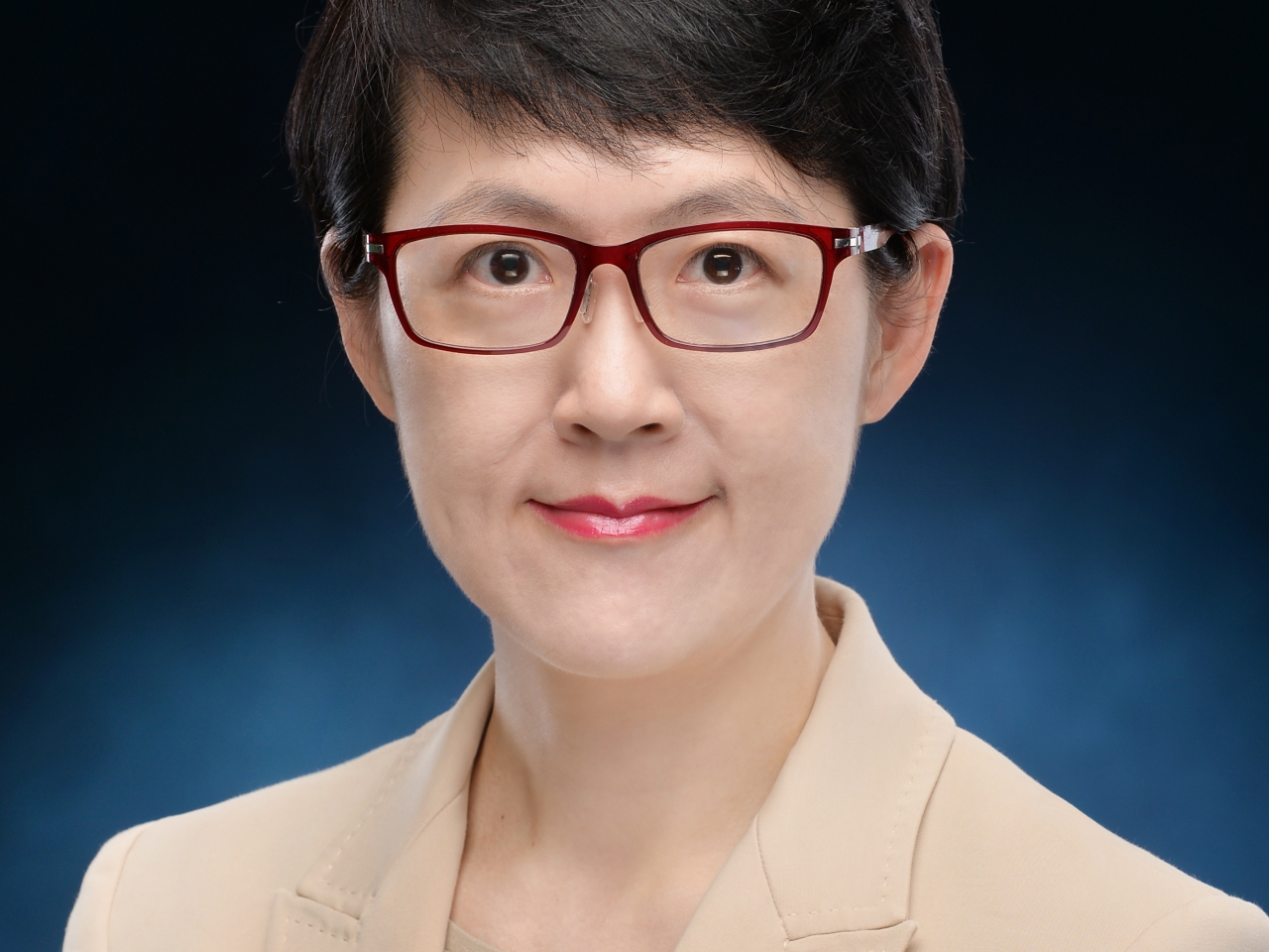 Former director of administration Kitty Choi is to advise the director of broadcasting. Photo courtesy of the Information Services Department