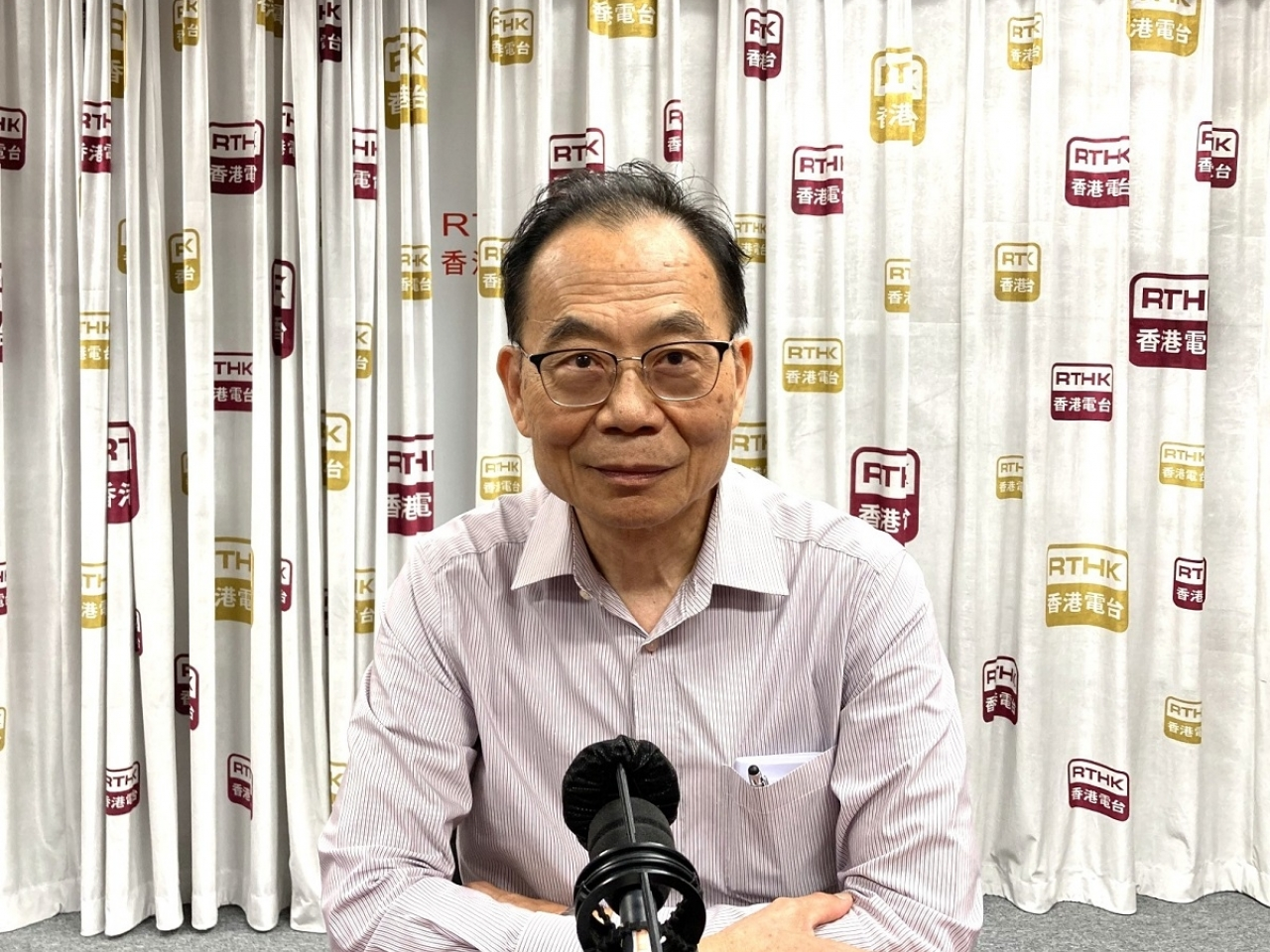 """Lingnan University's Professor Ho Lok-sang says Hong Kong people need to """"nurture a mind that can be at ease with ourselves"""". Photo: Supplied"""
