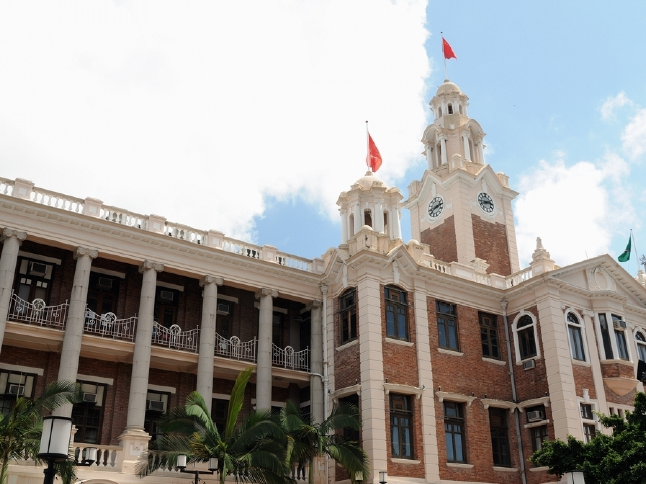 The university says it will assume control over facilities currently used by the students' union. File photo: RTHK