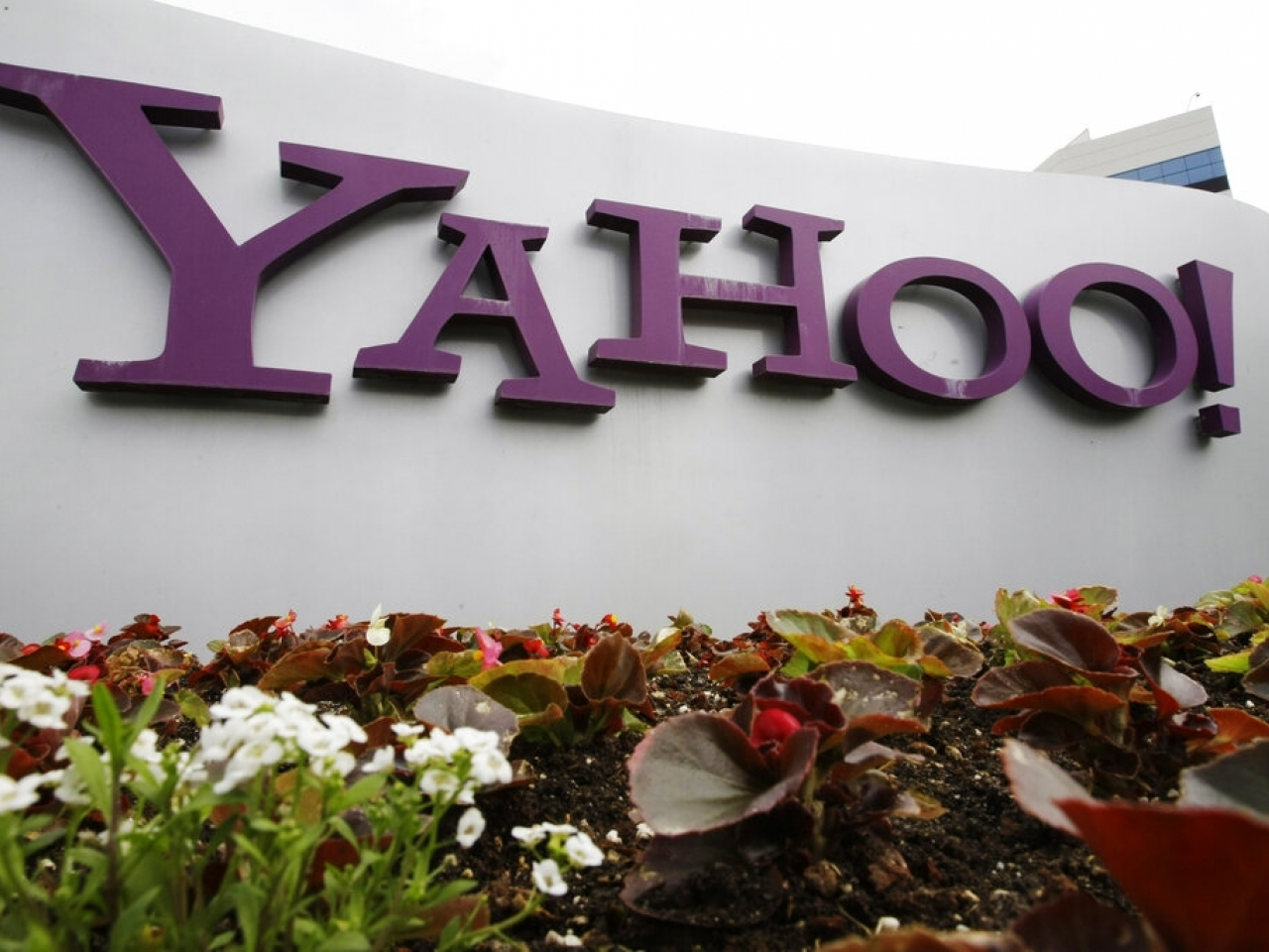 The new-look business will operate under the Yahoo name. File photo: AP