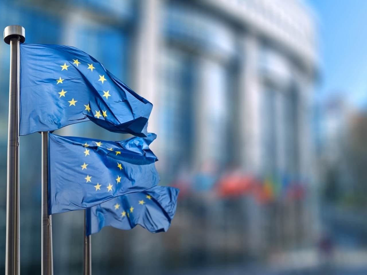 The European Union is trying to maintain a careful balancing act in its relations with China. File photo: Shutterstock
