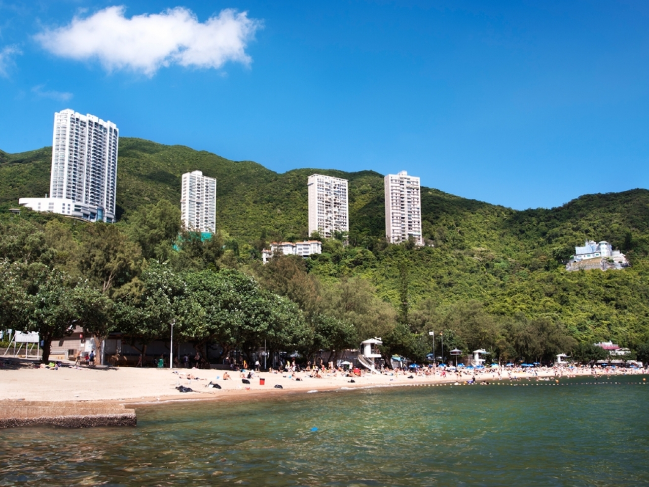 Anyone who visited Deep Water Bay on April 25 or May 1 must get tested for Covid before Saturday. File image: Shutterstock
