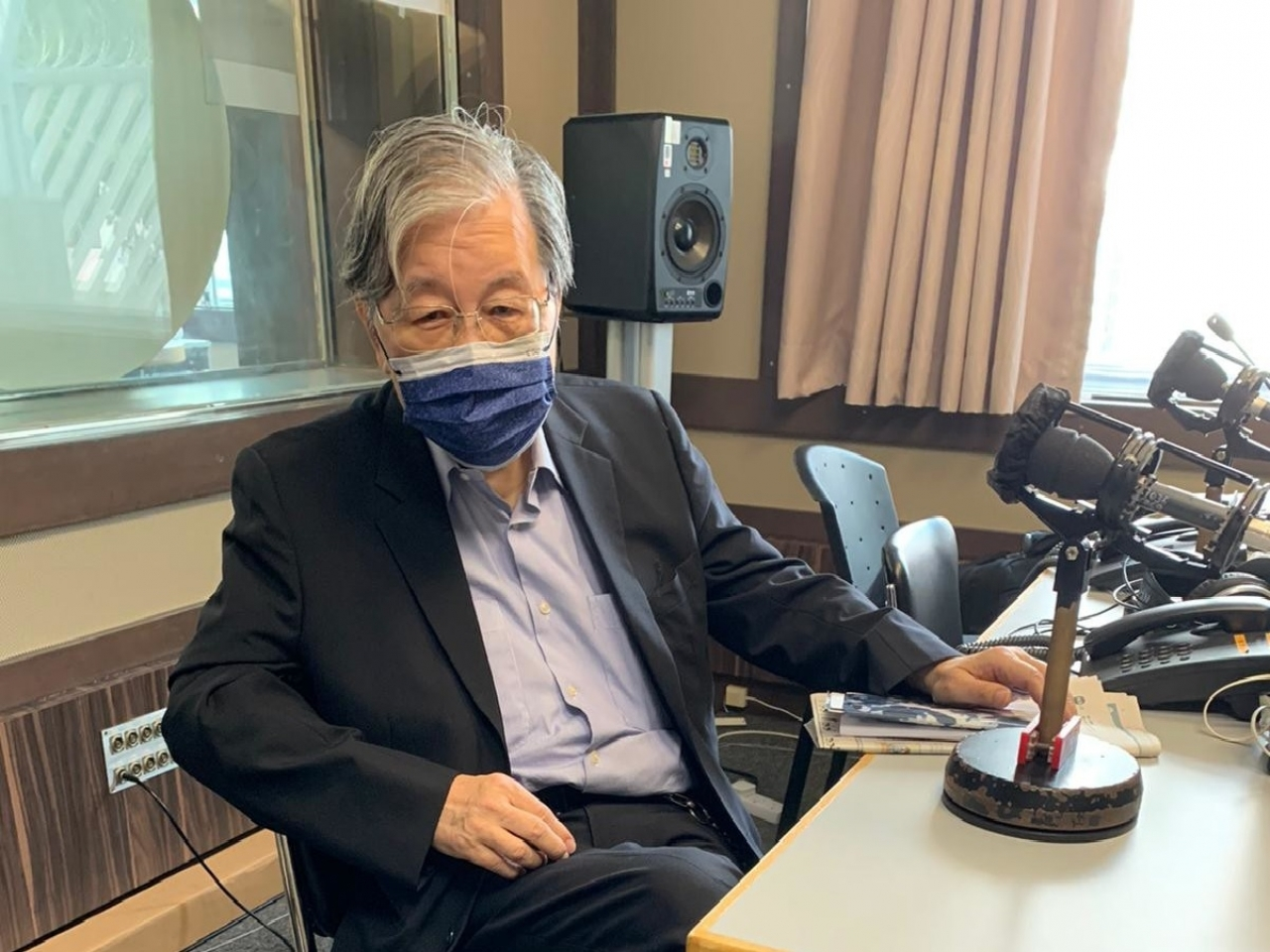 Choi Kin says government-appointed experts have yet to convince enough people to undergo inoculation. Photo: RTHK