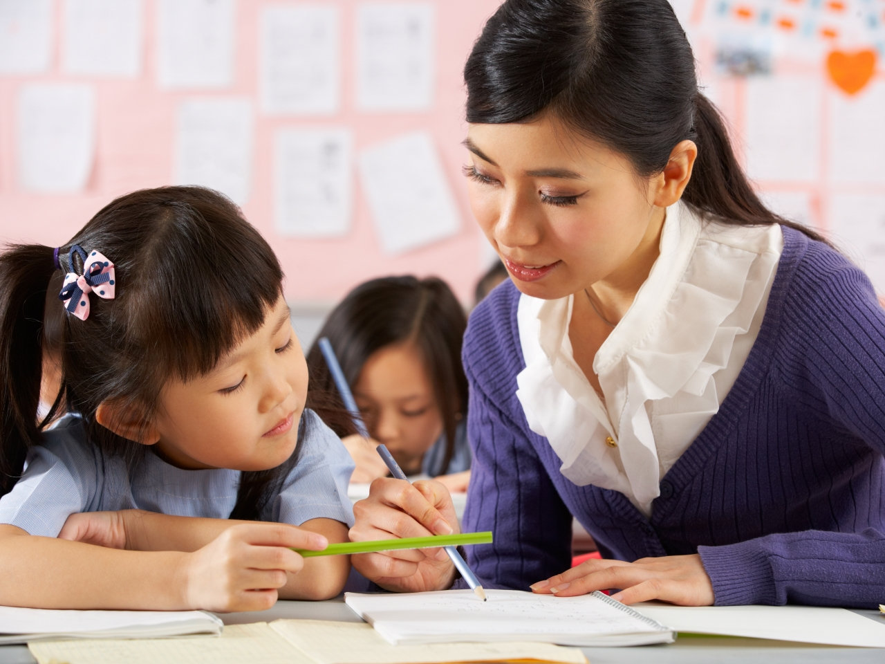 Most teachers who told a survey that they want to quit have cited political pressure as a major reason. Image: Shutterstock