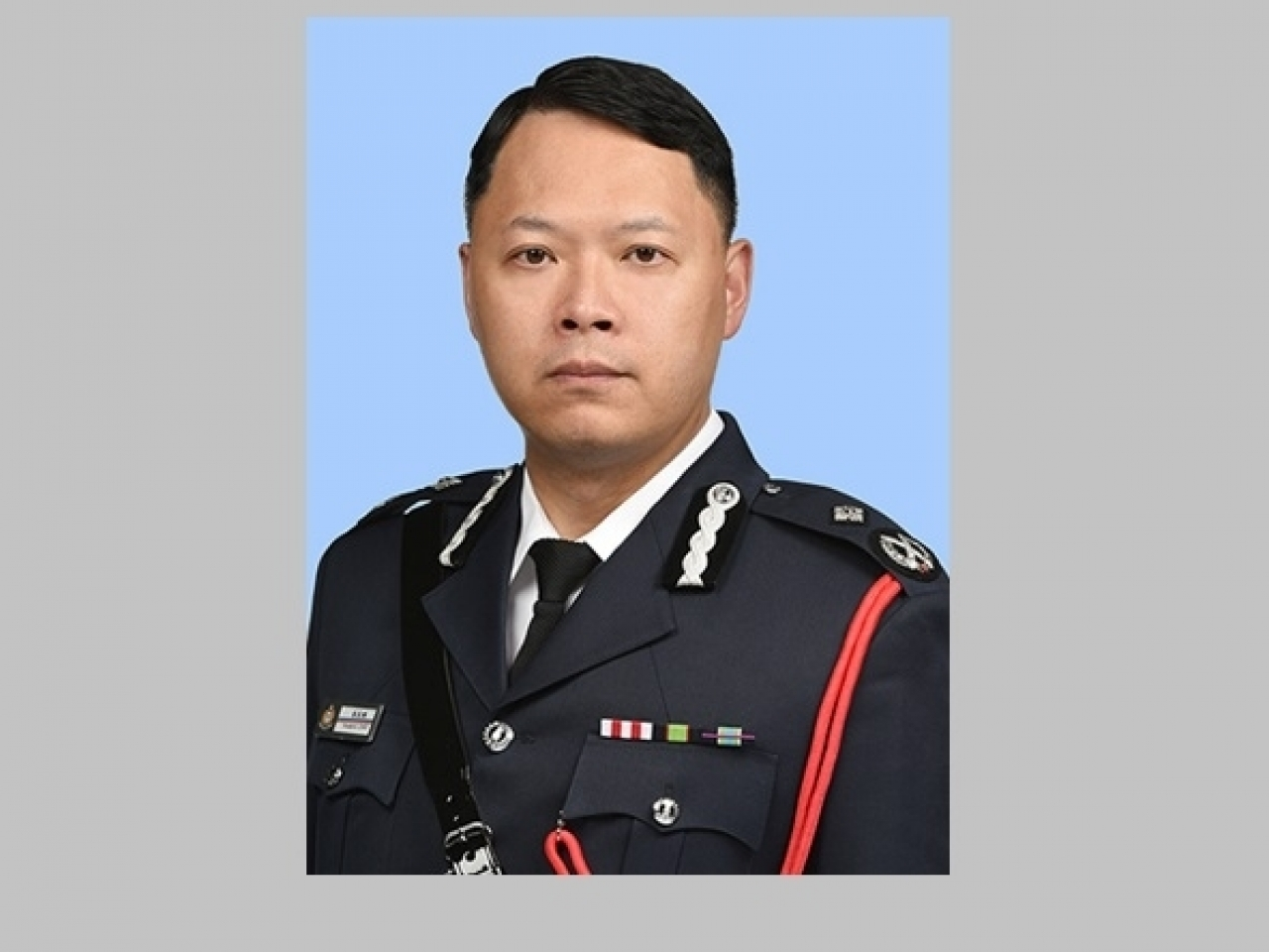 Frederic Choi of the police's national security department. File photo: RTHK