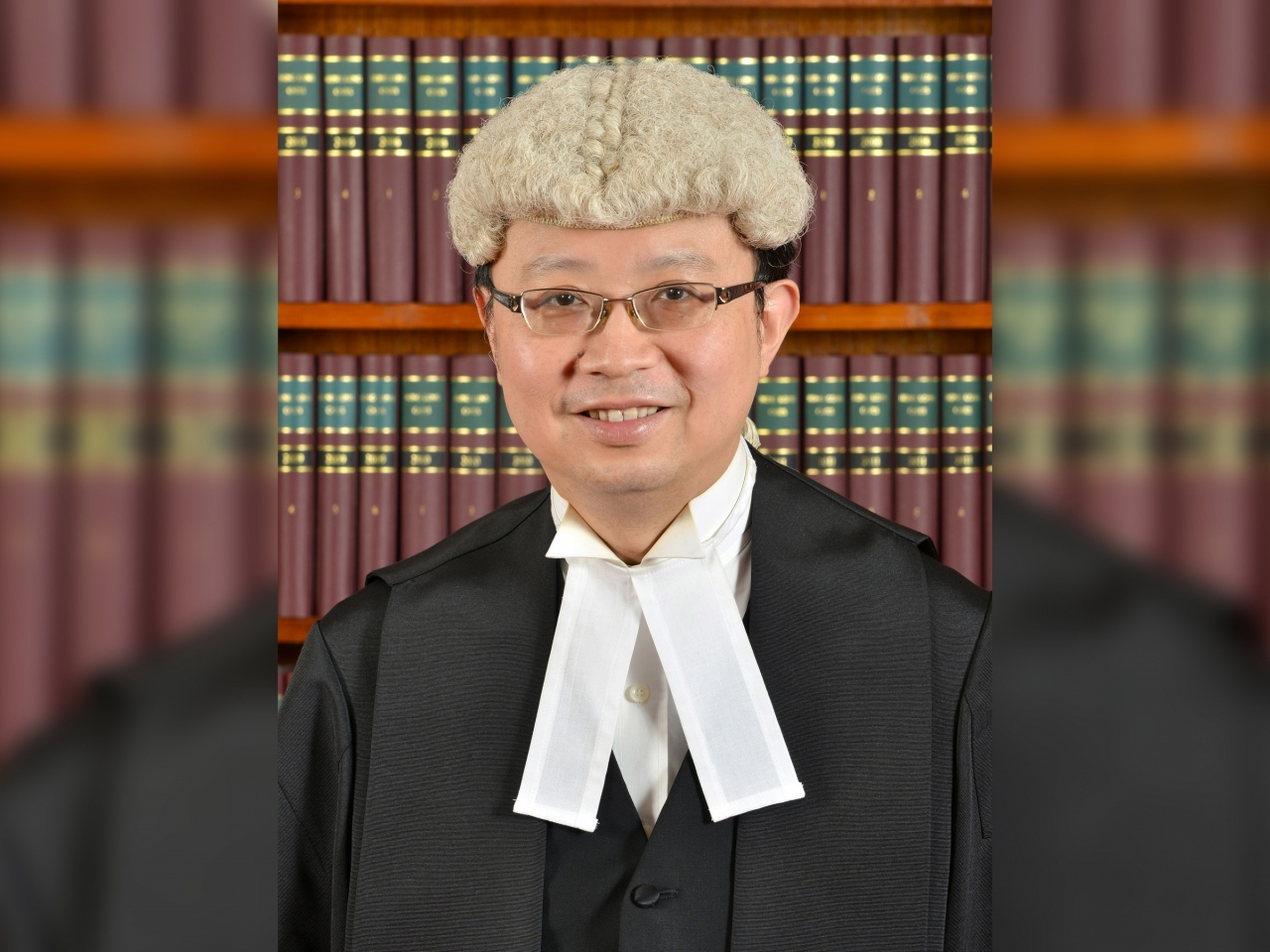 Justice Johnson Lam's appointment to the city's top court is subject to Legco approval. Photo: RTHK
