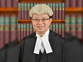 Johnson Lam picked to fill vacancy on top court