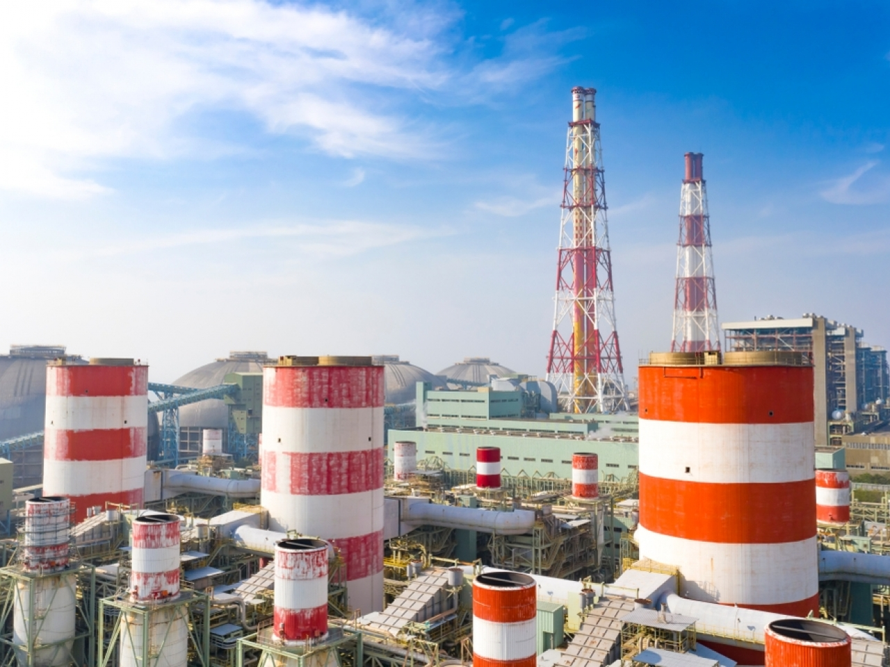 Authorities said there was an outage at the Hsinta Power Plant in Kaohsiung at around 2:30pm. File image: Shutterstock