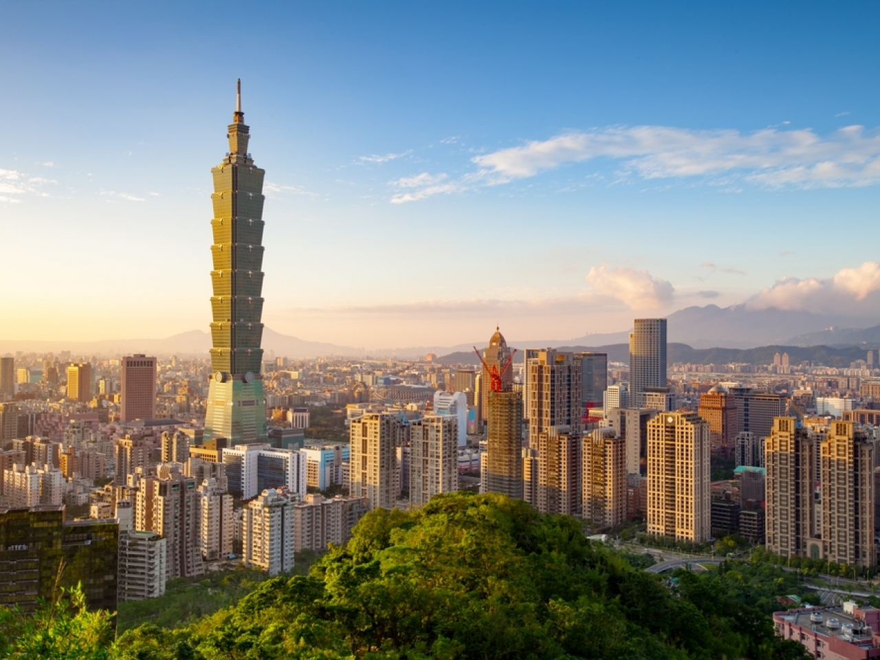 There's been a small rise in domestic Covid infections in Taiwan recently. Image: Shutterstock