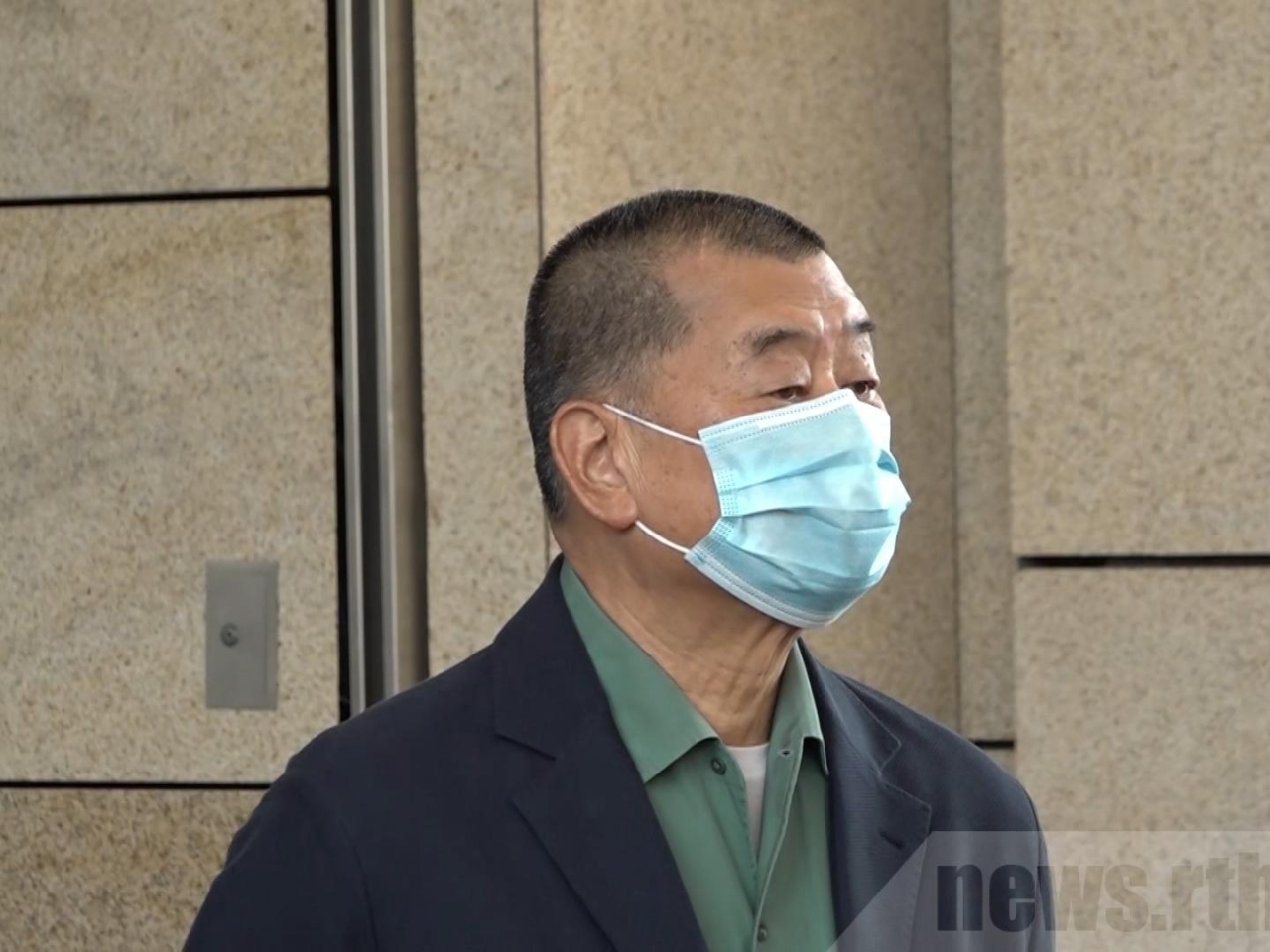 Jimmy Lai is facing three national security-related charges. File photo: RTHK