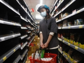 No need to panic buy, officials tell Taipei residents