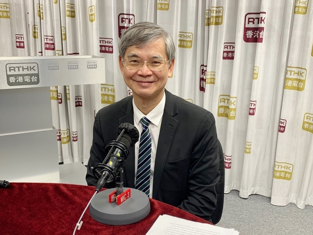 Labour Secretary Law Chi-kwong says authorities may investigate trade unions even if no complaints are made. File photo: RTHK
