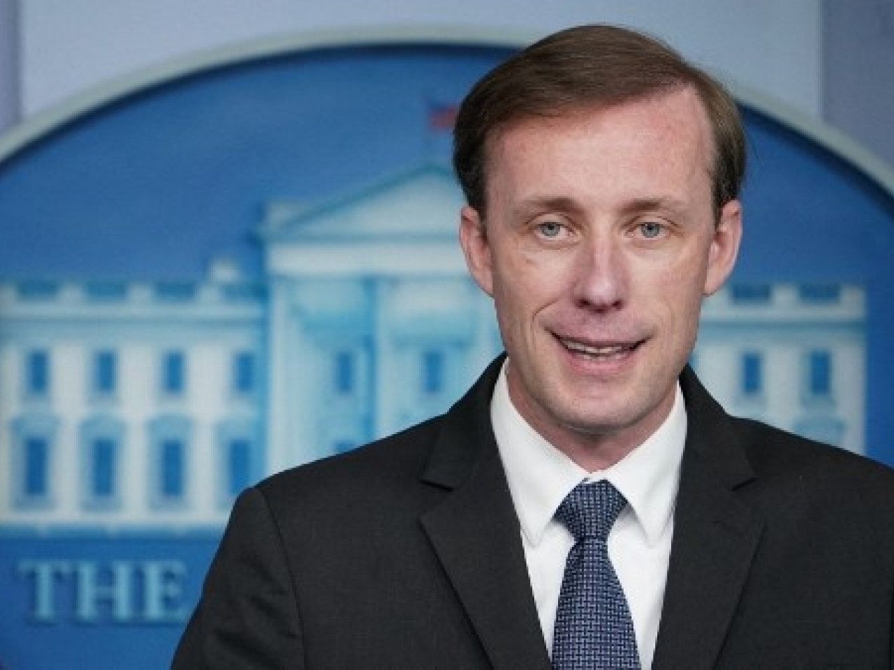 US national security adviser Jake Sullivan says they have to follow the science. Photo: AFP