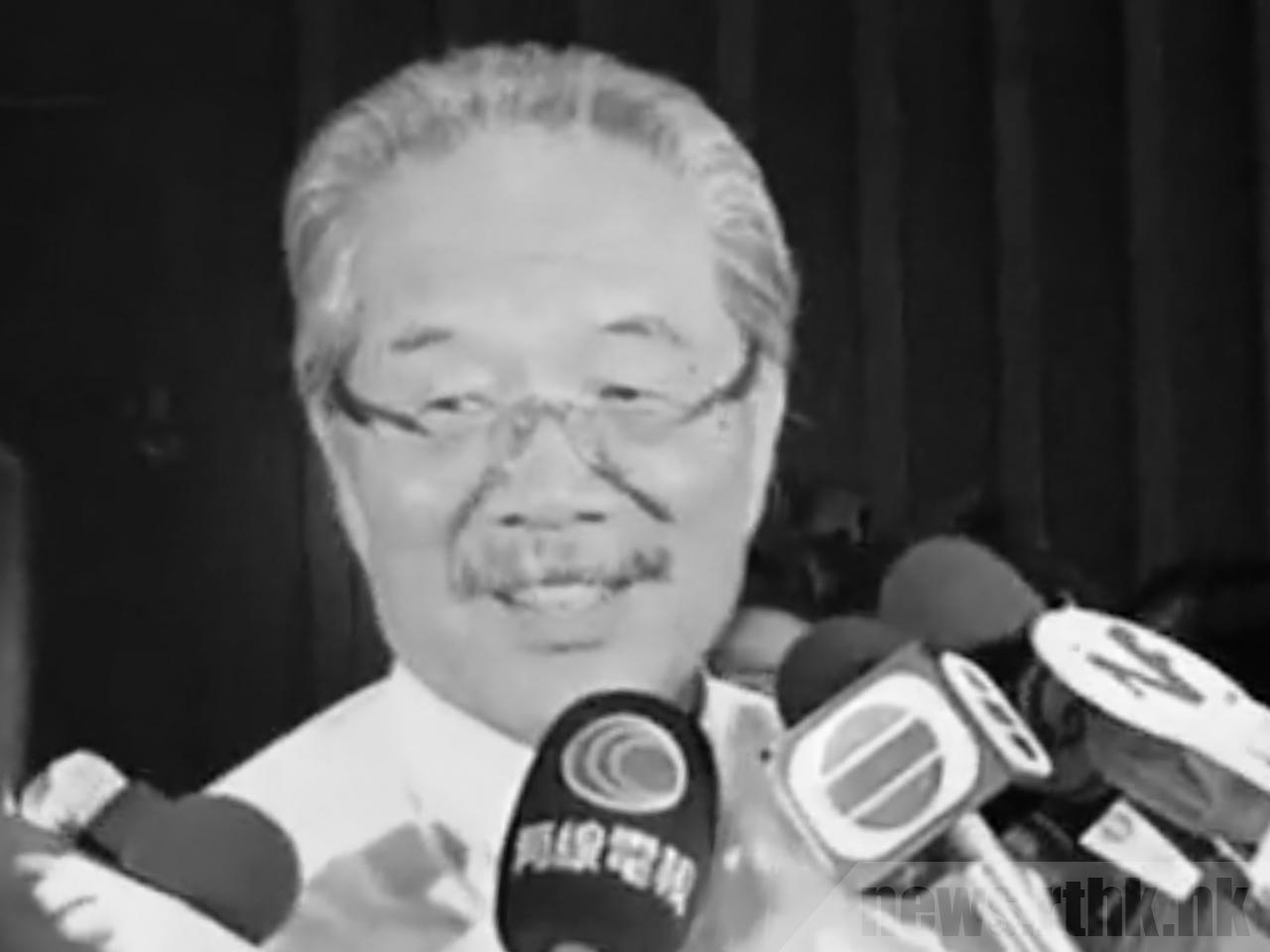 Philip Wong served in the Legislative Council both before and after the handover, from 1991 to 2012. File photo: RTHK