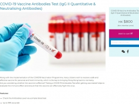 Post-vaccination antibody tests unnecessary: experts