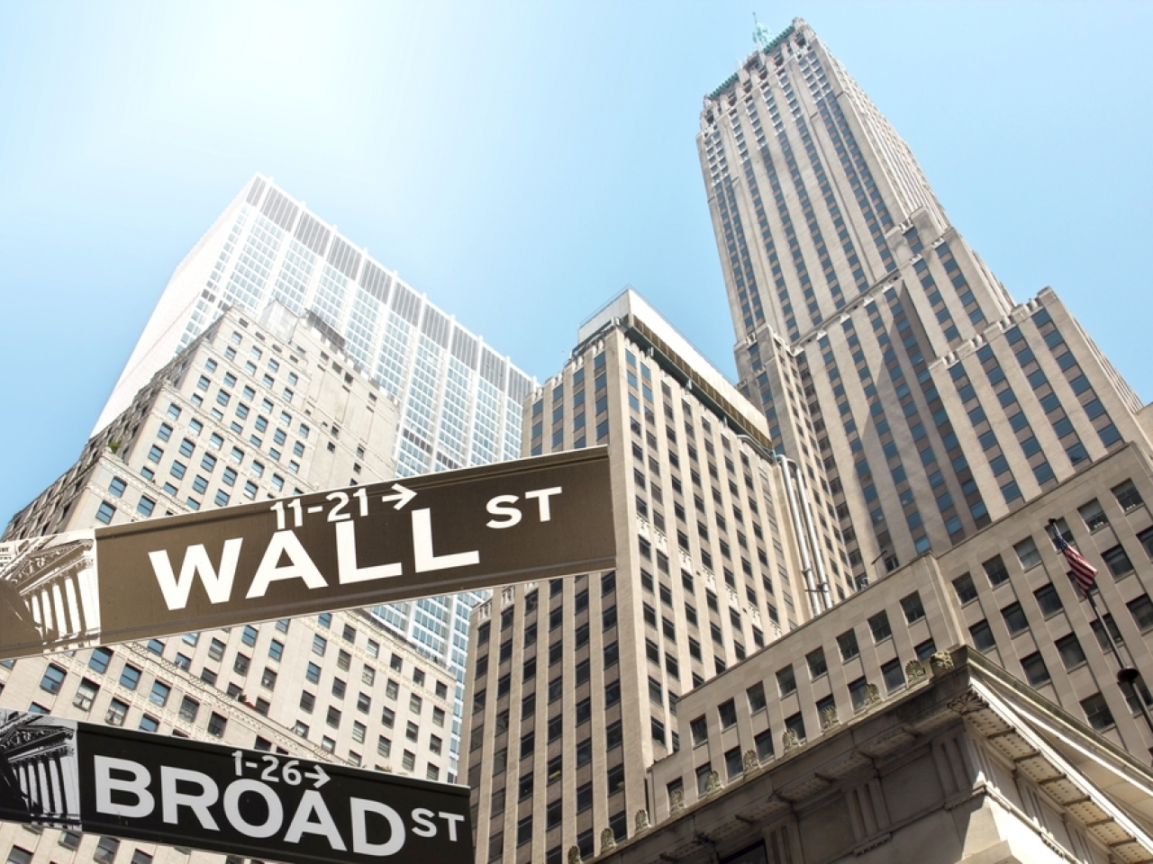 The broad-based S&P 500 overtook the prior record set on May 7. Image: Shutterstock