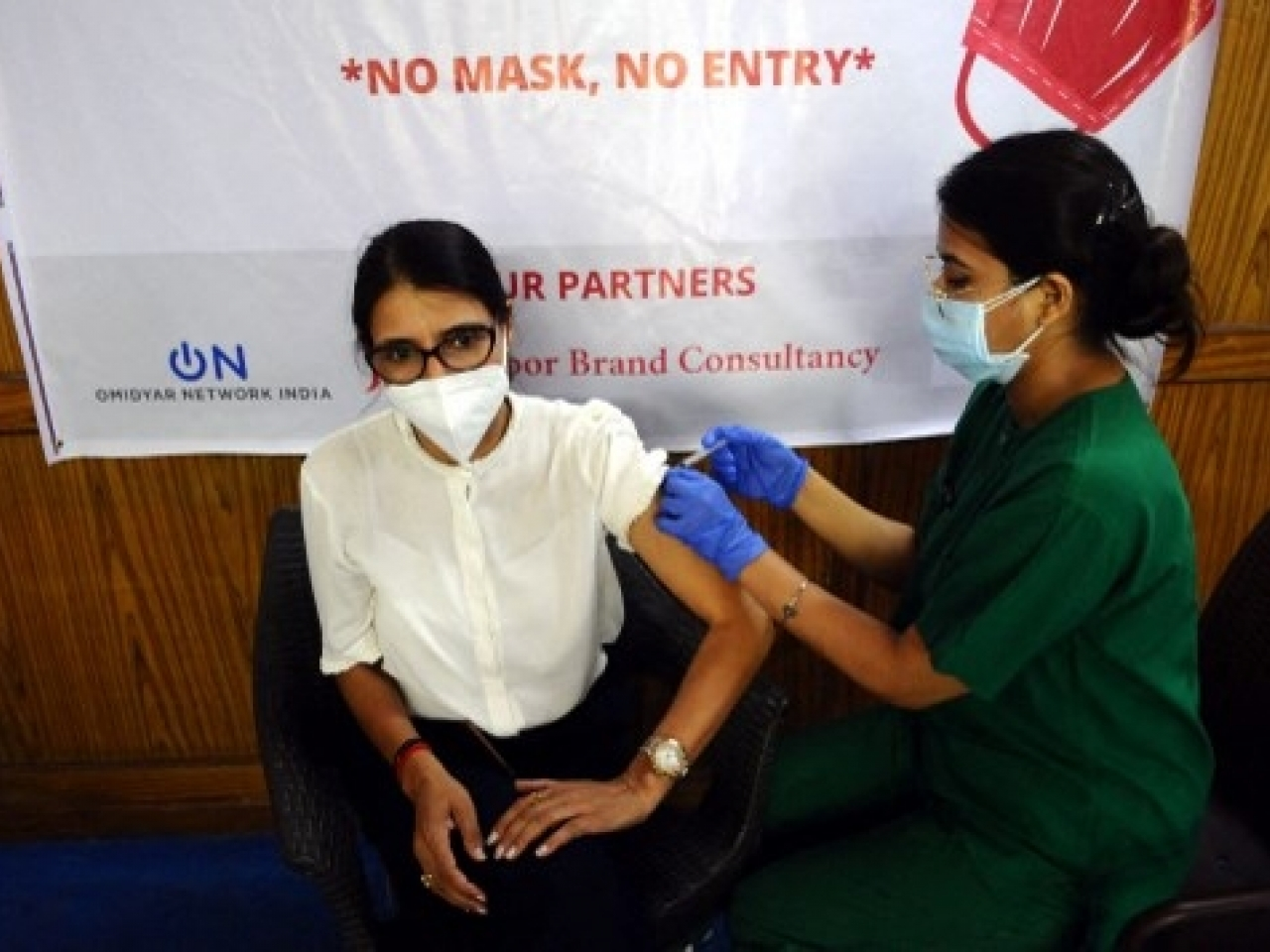 Covid vaccines are in short supply in many countries such as India. File photo: AFP