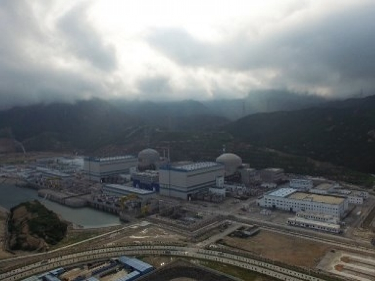 China's environment ministry says the increase in radioactivity is 'within the permitted range of stable operation' for nuclear power plants. File photo: AFP