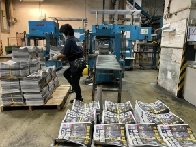 Apple Daily plans print-run of 500,000 after raid
