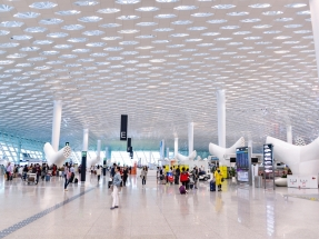 Shenzhen airport cancels flights after Covid case