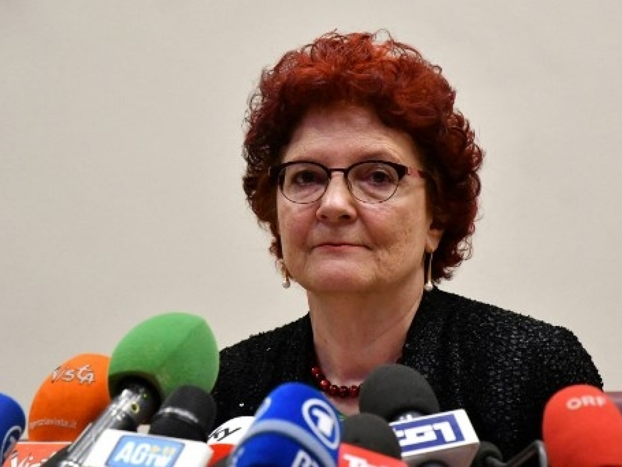 Andrea Ammon, director of the European Centre for Disease Prevention and Control. Photo: AFP