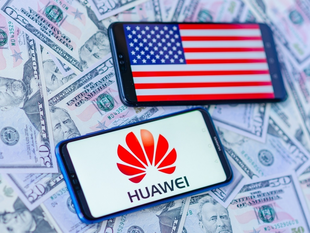 Washington claims that Beijing could use Huawei equipment to spy. Huawei has repeatedly denied being a national security risk. Image: Shutterstock