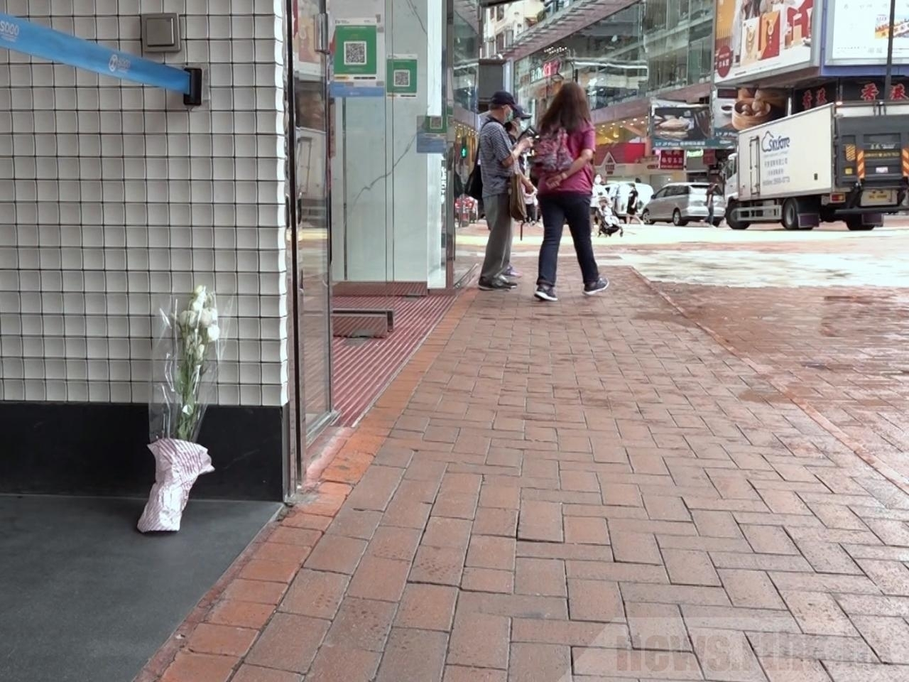 """Police say those who mourn the attacker are """"no different from supporting terrorism"""". File Photo: RTHK"""