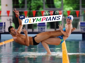 HK swimmers hoping to make a splash in Tokyo