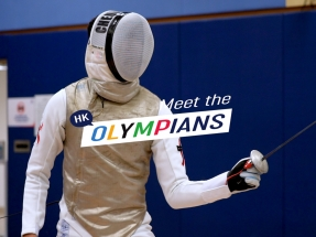 HK fencers ready to put rivals to the sword in Tokyo
