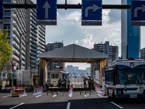 Man tests positive for Covid in Tokyo Olympic village