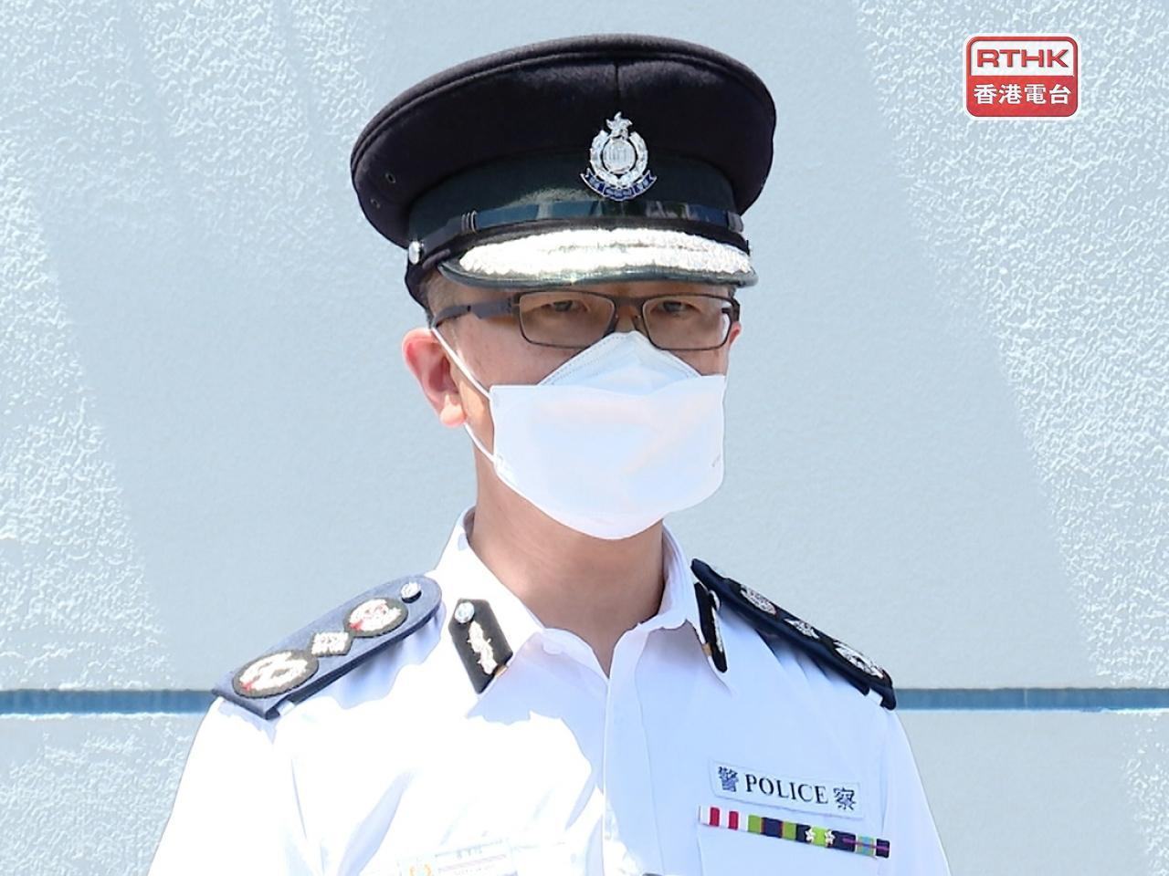 Raymond Siu says officers are investigating the intentions of those behind the motion. File photo: RTHK