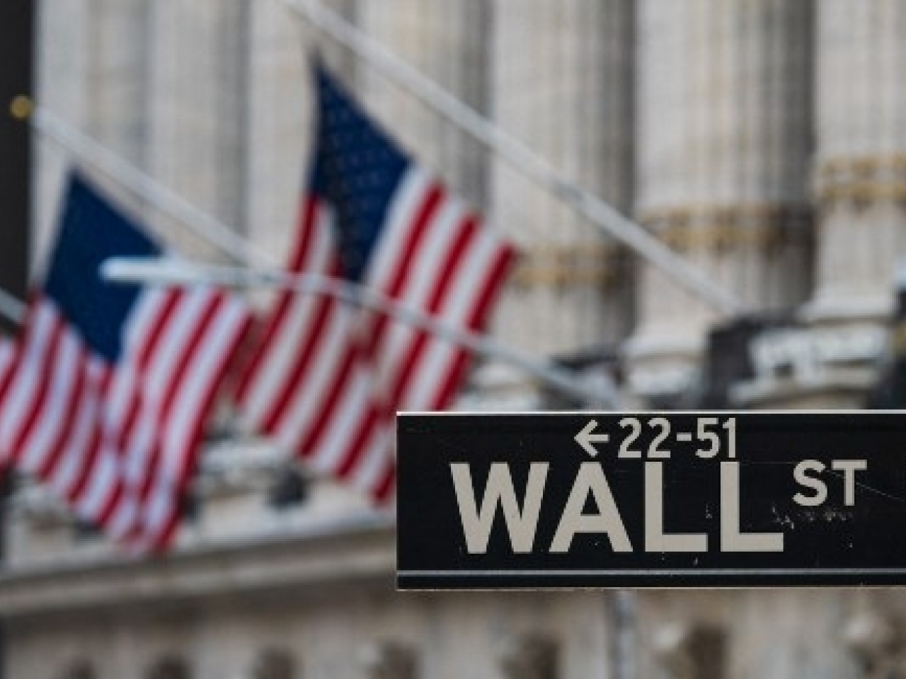 All three major US stock indexes gained more than 1%. Photo: Shutterstock