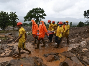 India monsoon death toll climbs to 159