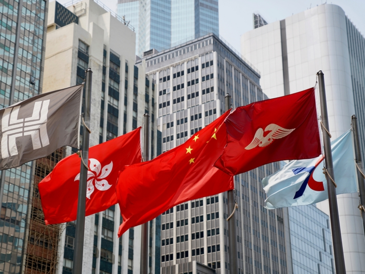 Hong Kong and mainland markets made a modest recovery after Monday's sharp falls. File image: Shutterstock