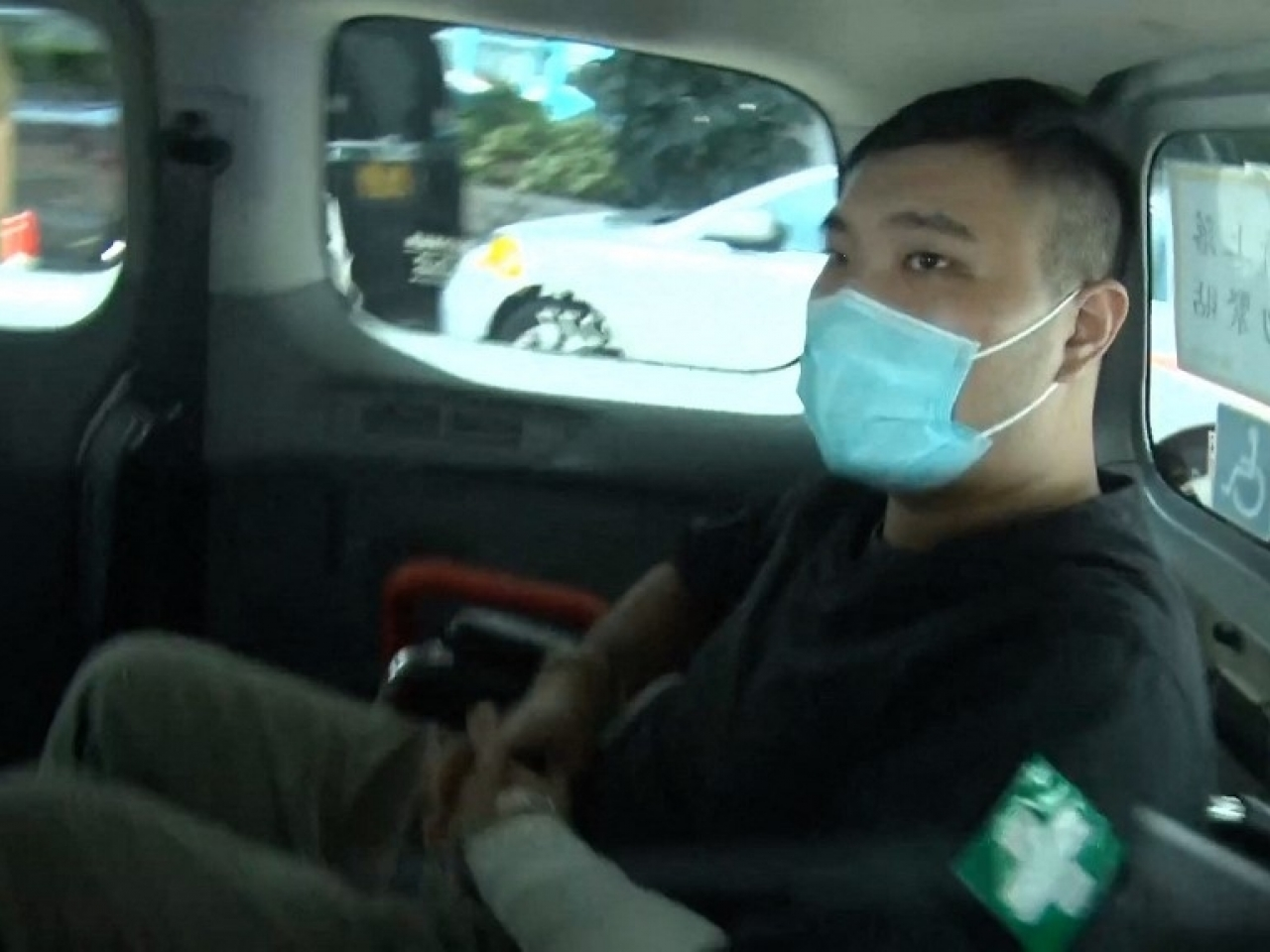 Tong Ying-kit is expected to be sentenced on Friday afternoon for terrorism and inciting secession. File photo: AFP