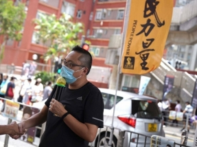 'Tam Tak-chi used protest slogans to incite hatred'