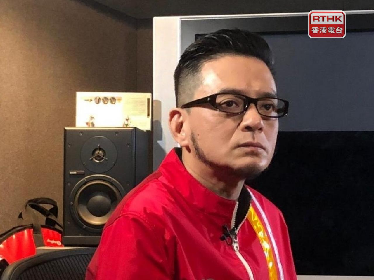 Singer Anthony Wong has been charged by the ICAC for singing two songs at an election rally in 2018. File photo: RTHK