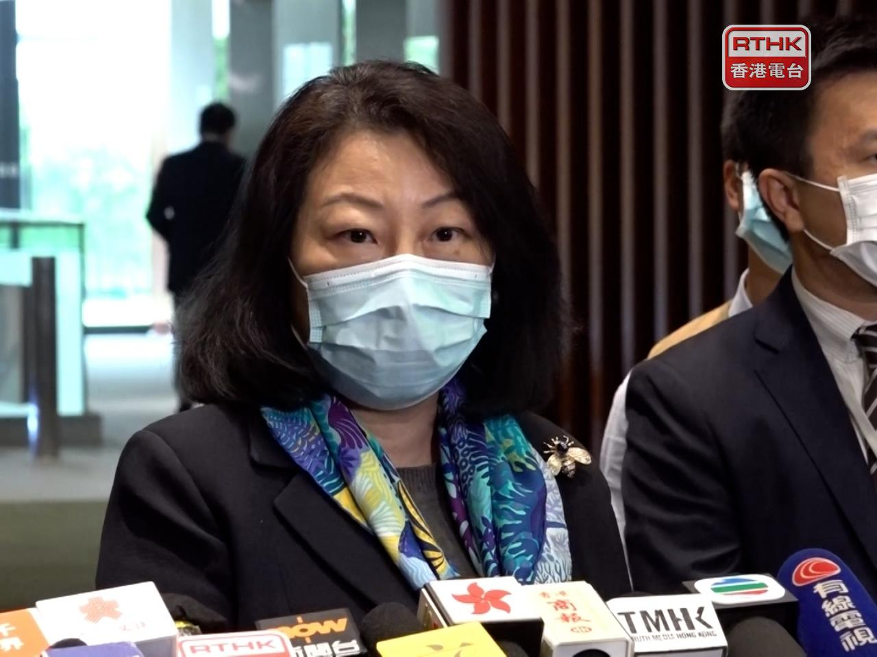 Teresa Cheng said the anti-sanctions law would only be triggered when foreign governments impose unreasonable sanctions on Hong Kong and China. File photo: RTHK