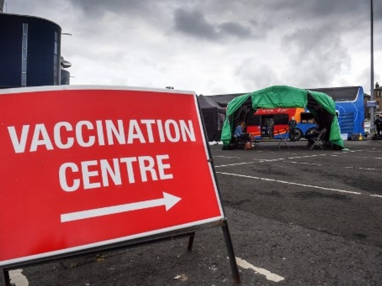 Britain's Joint Committee on Vaccination and Immunisation (JCVI) said it was updating initial advice given last month. Photo: AFP