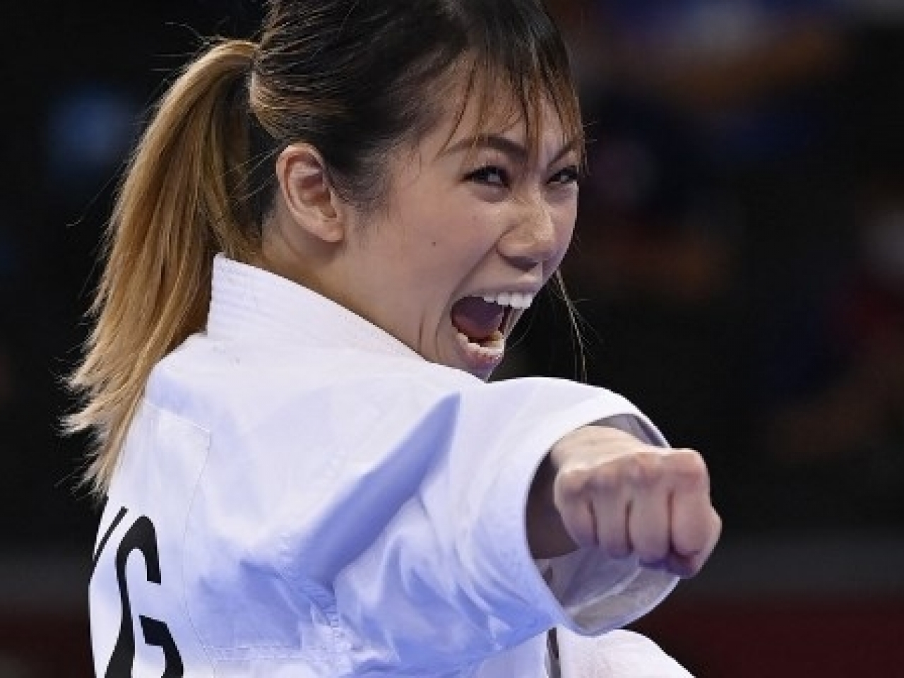 Grace Lau's performance gives Hong Kong its fifth medal in Tokyo. Photo: AFP