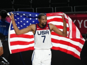 USA win 4th Olympic basketball gold on the trot