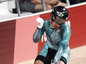 Sarah Lee makes history with second Olympic medal