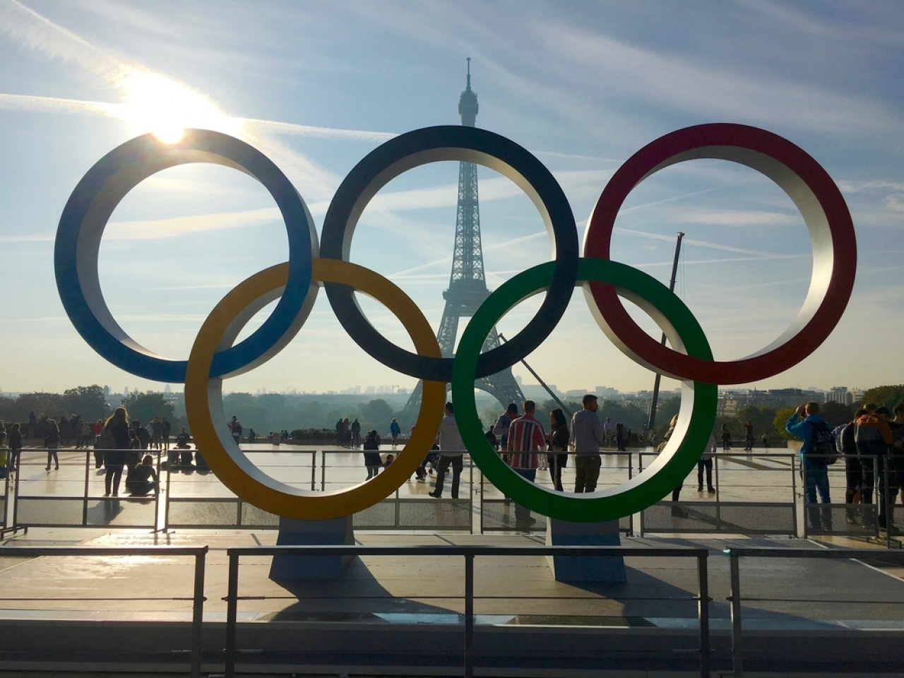 After the extraordinary Summer Games in Tokyo all eyes will now turn to Paris in 2024. Photo: Shutterstock