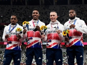 Team GB medallist Ujah suspended for alleged doping