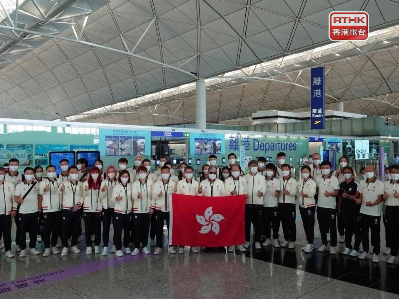 The planned celebration comes after the city recorded its best-ever Olympics performance with a historic total of six medals. File photo: RTHK