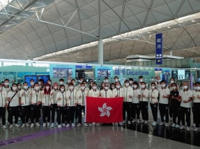 HK plans parade to honour Olympic squad's success