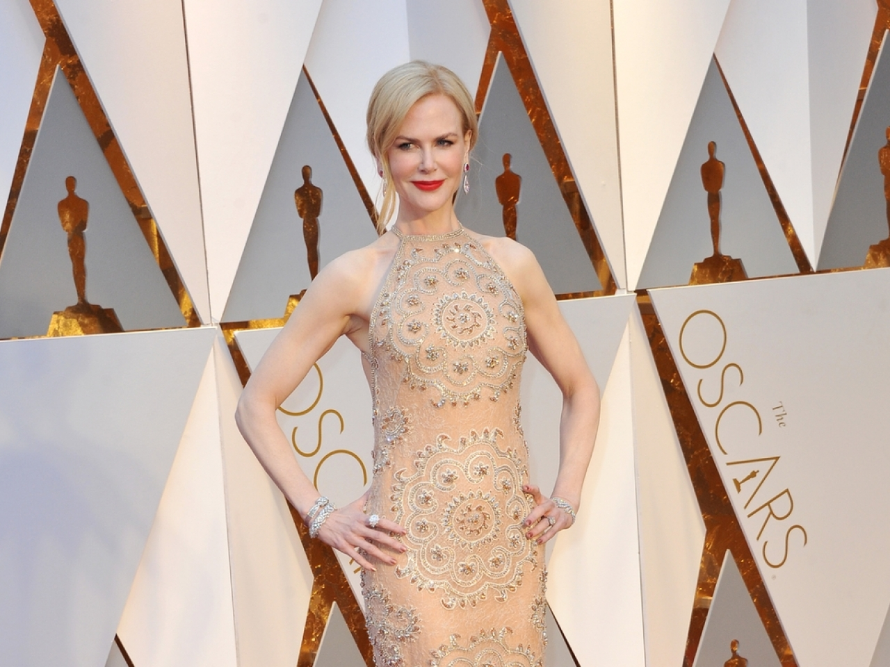 Nicole Kidman was allowed to skip quarantine after reportedly arriving in the SAR on a private jet last week to film a TV series. File photo: Shutterstock