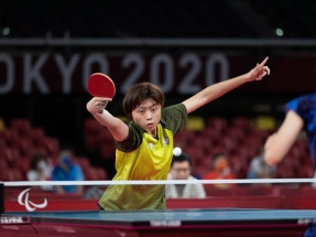 Wong Ting-ting claims HK's first Paralympic medal