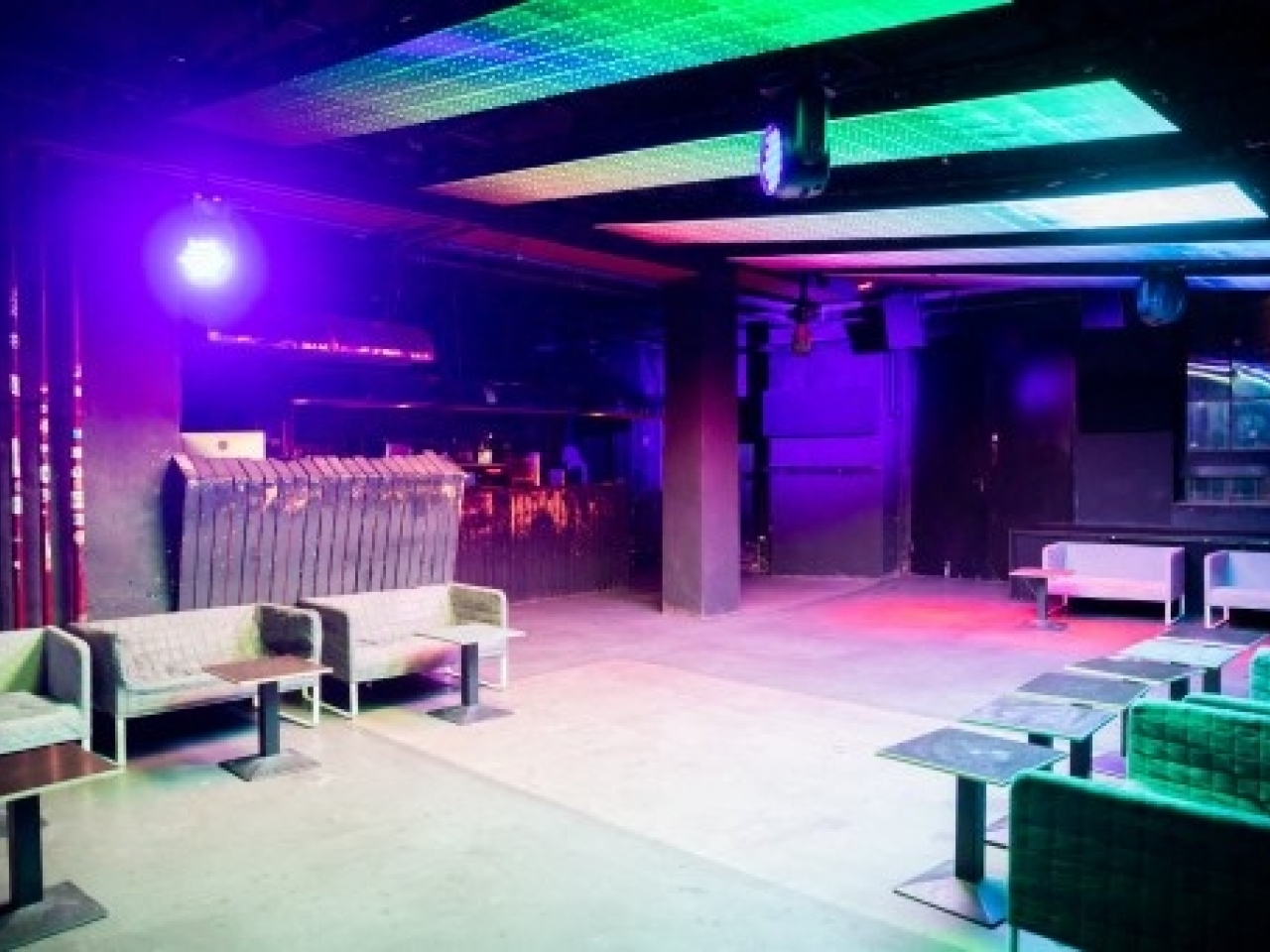 Ritter Butzke, a Berling nightclub, is preparing to reopen after Covid rules were eased. Photo: AFP