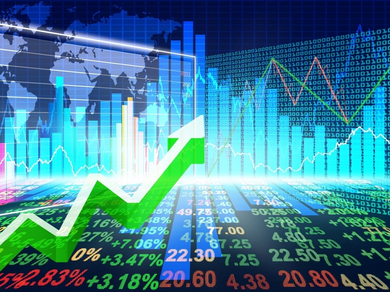 The Hang Seng Index climbed 1.9 percent, or 489 points, to 26,205. Image: Shutterstock
